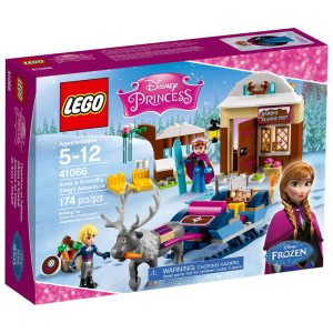 lego 41066 anna kristoffs sleigh adventure