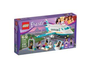 lego 41100 heartlake private jet
