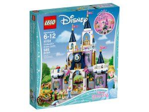 lego 41154 cinderellas dream castle
