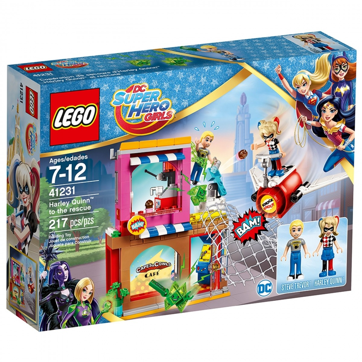 lego 41231 harley quinn to the rescue scaled