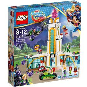 lego 41232 super hero high school