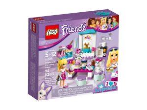 lego 41308 stephanies friendship cakes