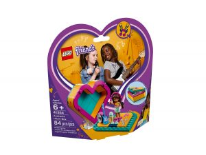 lego 41354 andreas heart box