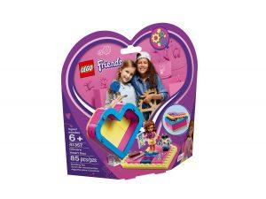 lego 41357 olivias heart box