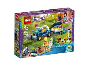 lego 41364 stephanies buggy trailer