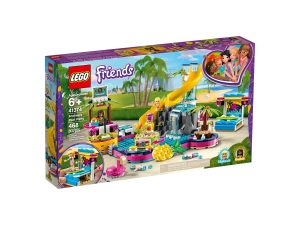 lego 41374 andreas pool party