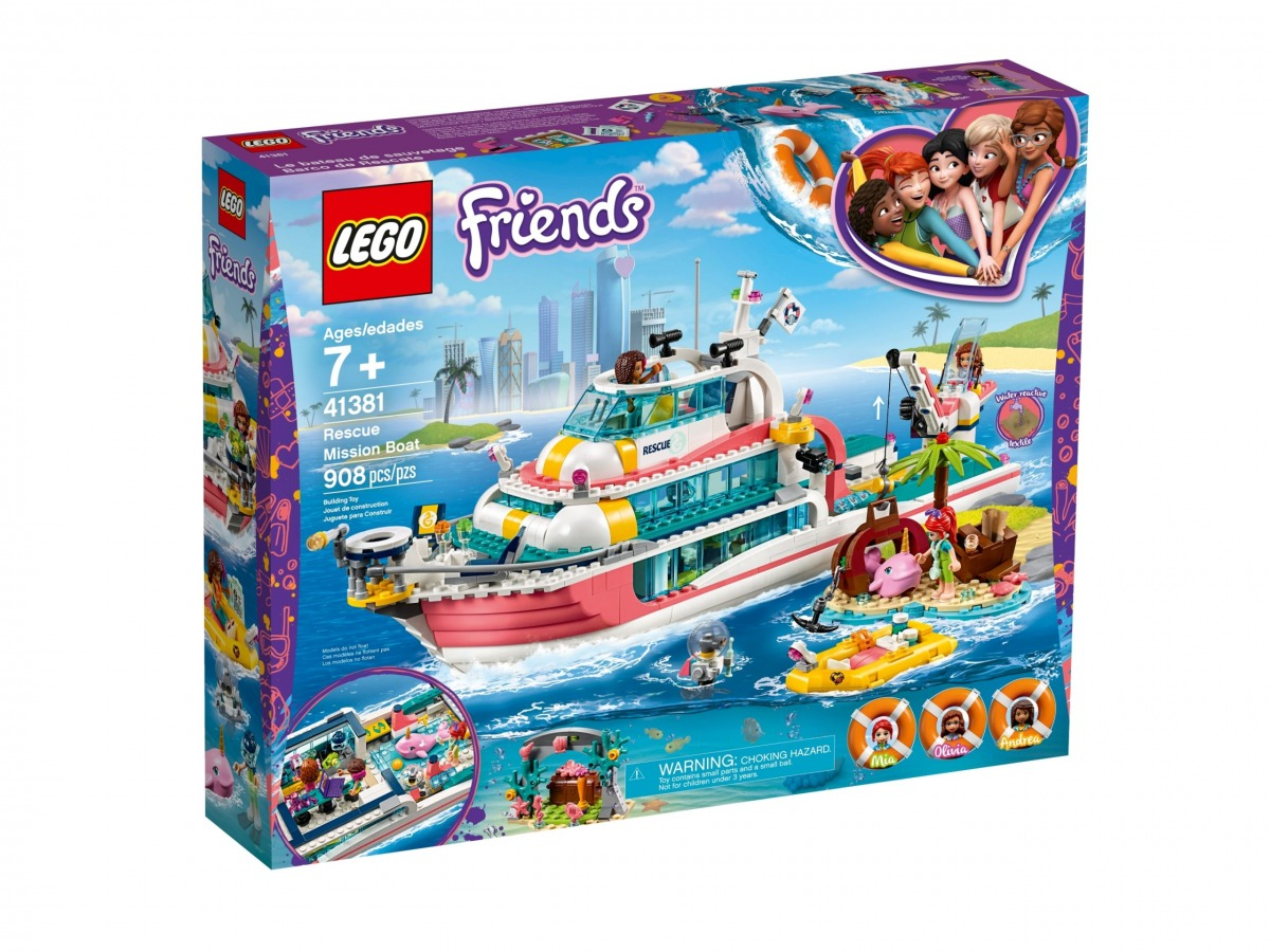 lego 41381 rescue mission boat scaled