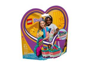 lego 41384 andreas summer heart box