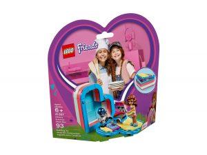 lego 41387 olivias summer heart box