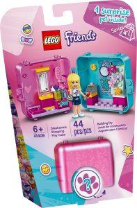 lego 41406 stephanies shopping play cube