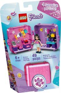 lego 41409 emmas shopping play cube