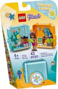 lego 41410 andreas summer play cube