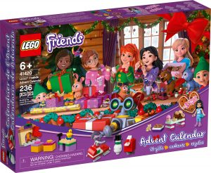 lego 41420 friends advent calendar