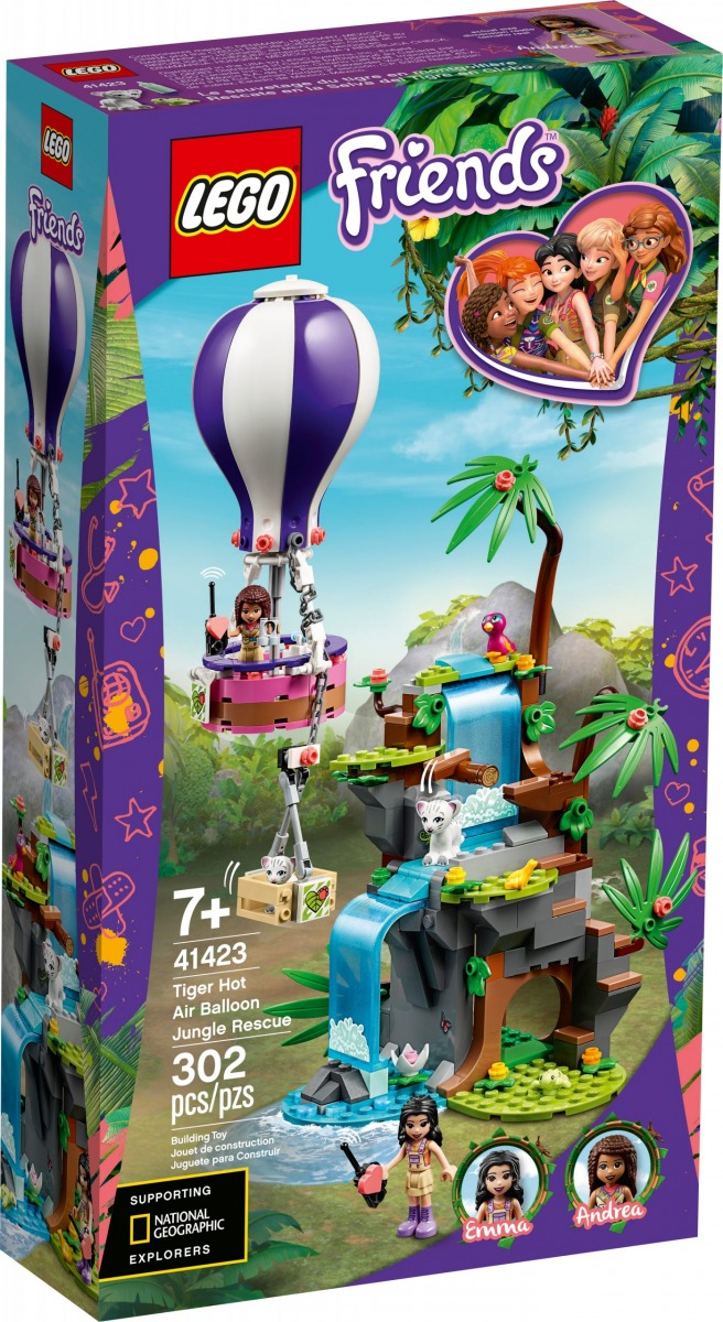 lego 41423 tiger hot air balloon jungle rescue scaled
