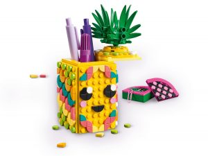 lego 41906 pineapple pencil holder