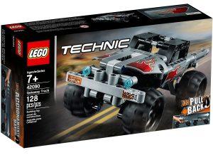 lego 42090 getaway truck
