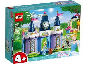 lego 43178 cinderellas castle celebration