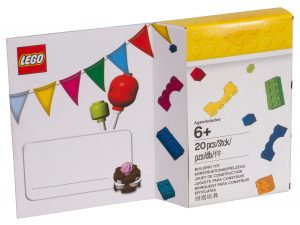 lego 5004931 birthday card