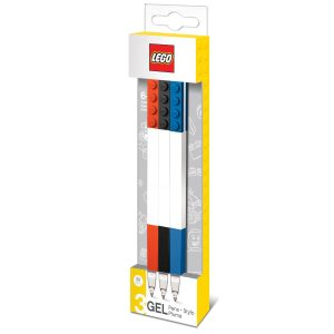 lego 5005109 3 pack gel pen set