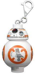 lego 5005298 star wars bb 8 led keyring torch