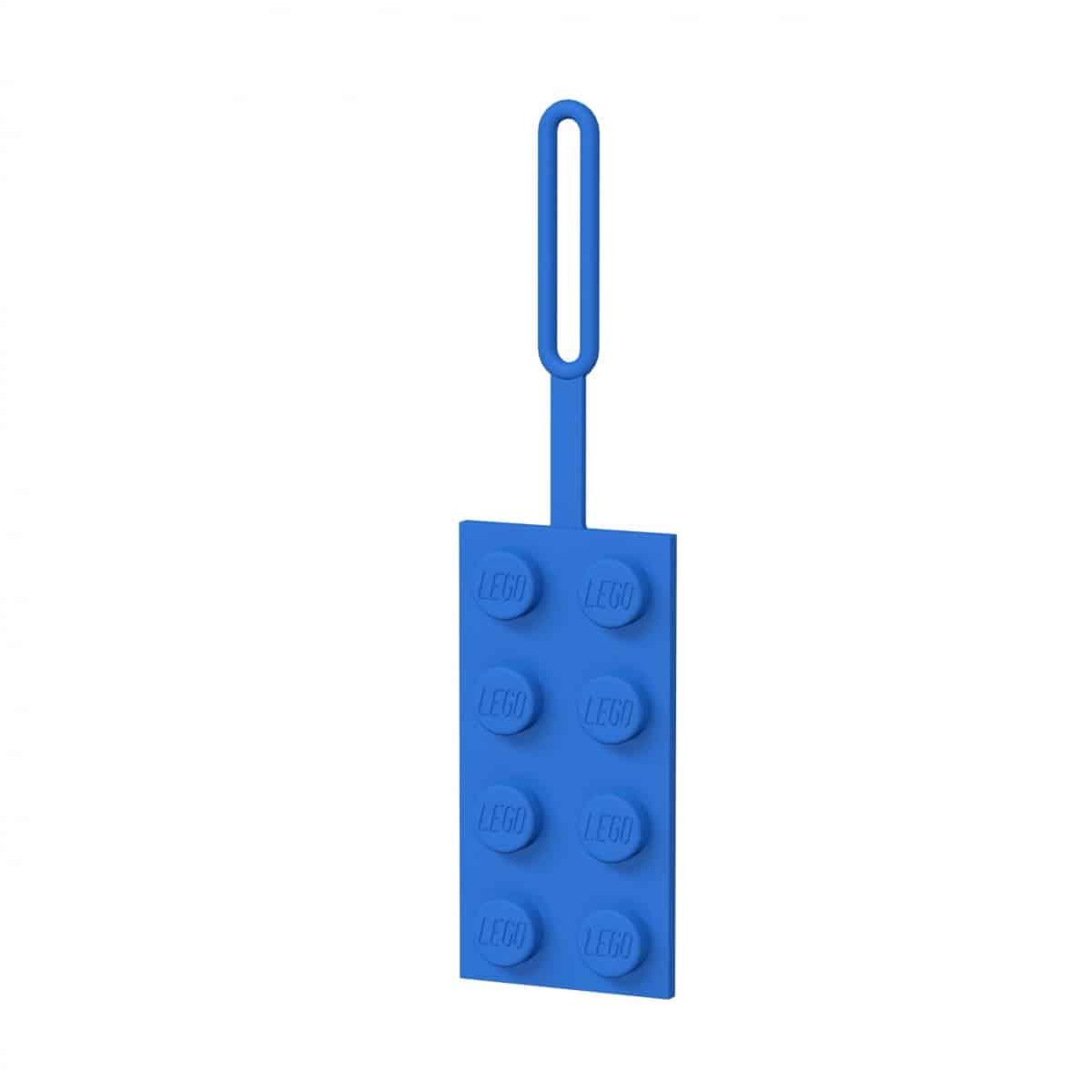 lego 5005543 2x4 blue luggage tag scaled