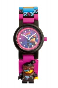 lego 5005703 movie 2 wyldstyle minifigure link watch