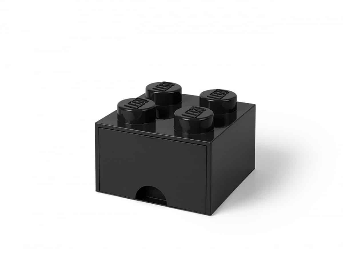 lego 5005711 4 stud black storage brick drawer scaled