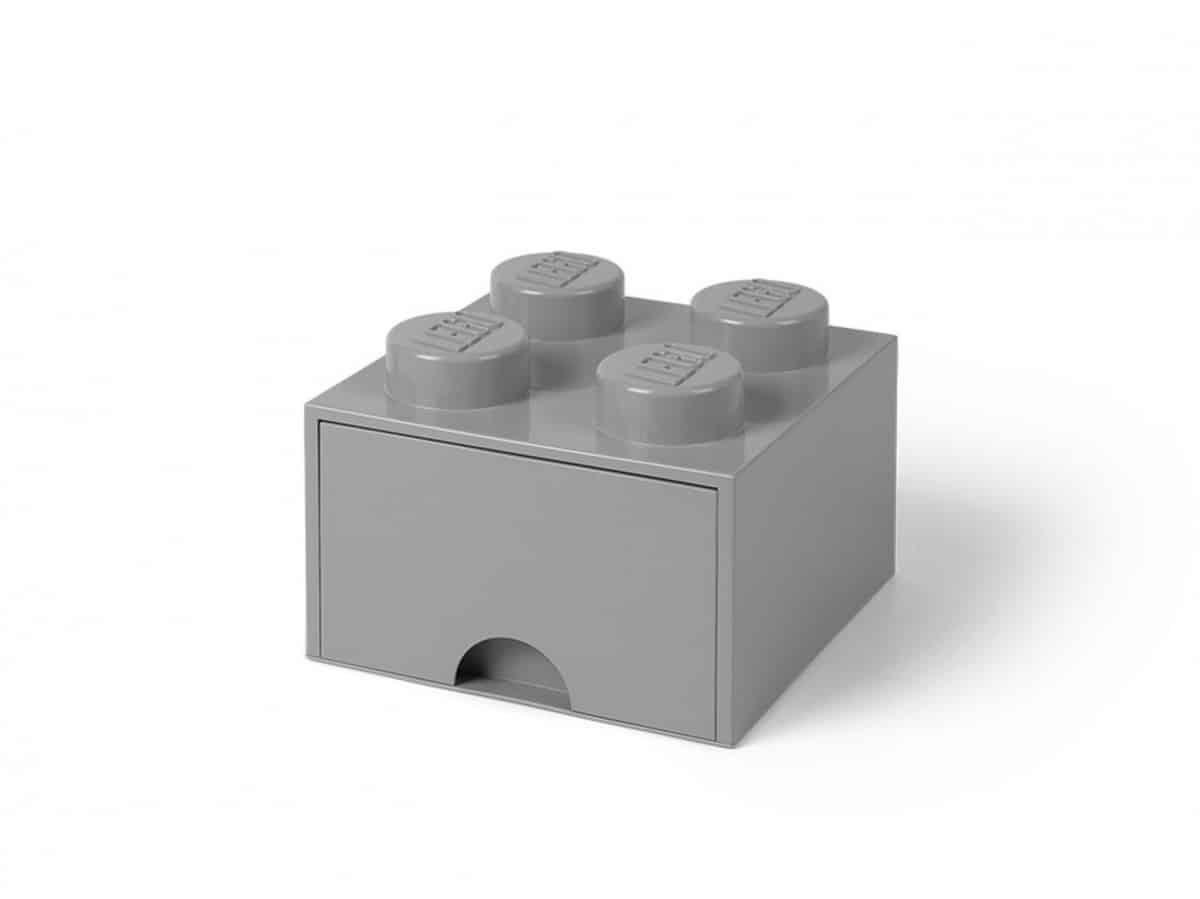 lego 5005713 4 stud medium stone gray storage brick drawer scaled