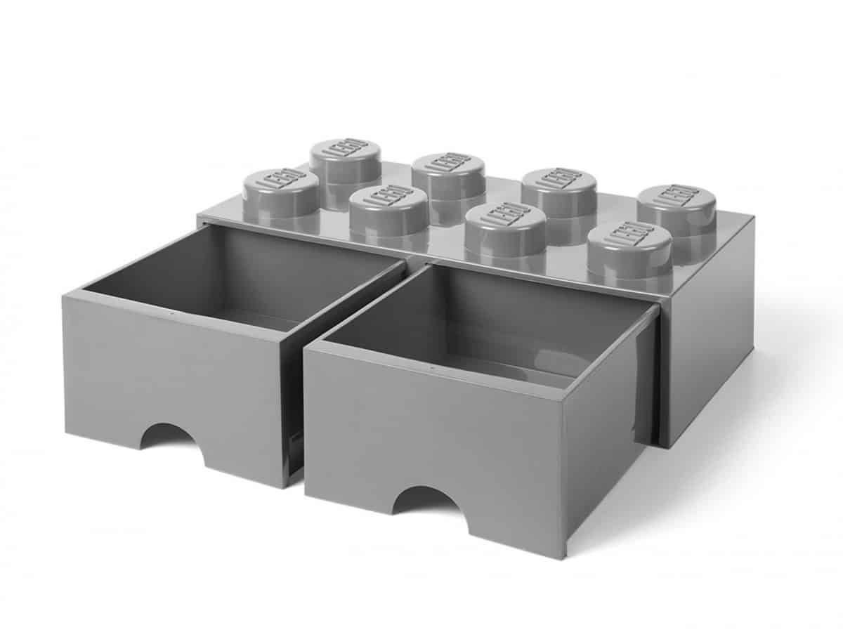 lego 5005720 8 stud medium stone gray storage brick drawer scaled