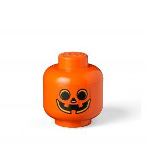 lego 5005886 pumpkin storage head