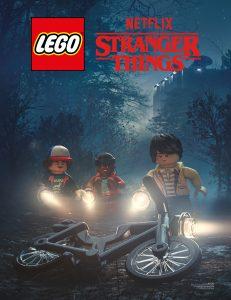 lego 5005956 stranger things art print