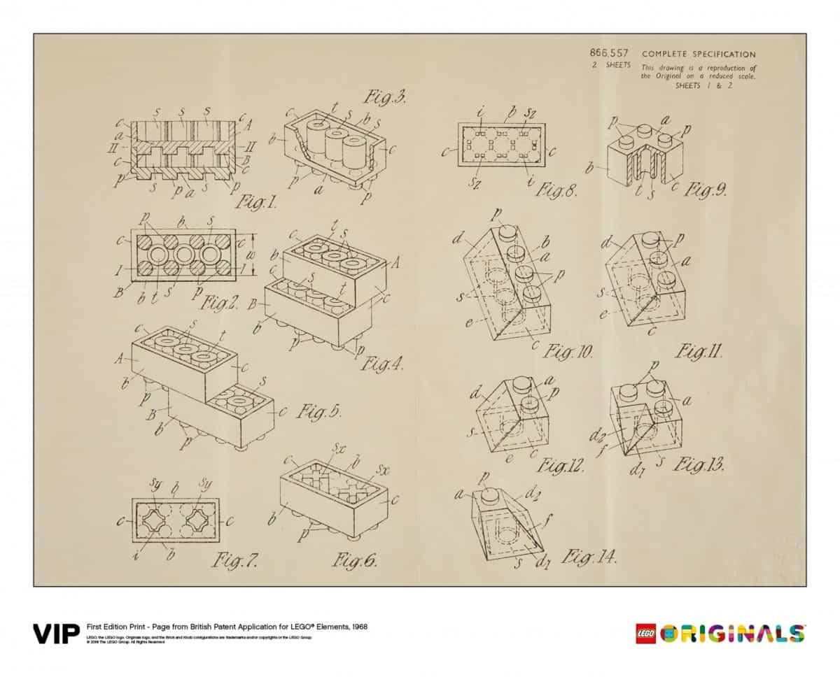 lego 5006004 1st edition print british patent 1968 scaled