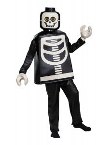 lego 5006010 skeleton deluxe costume