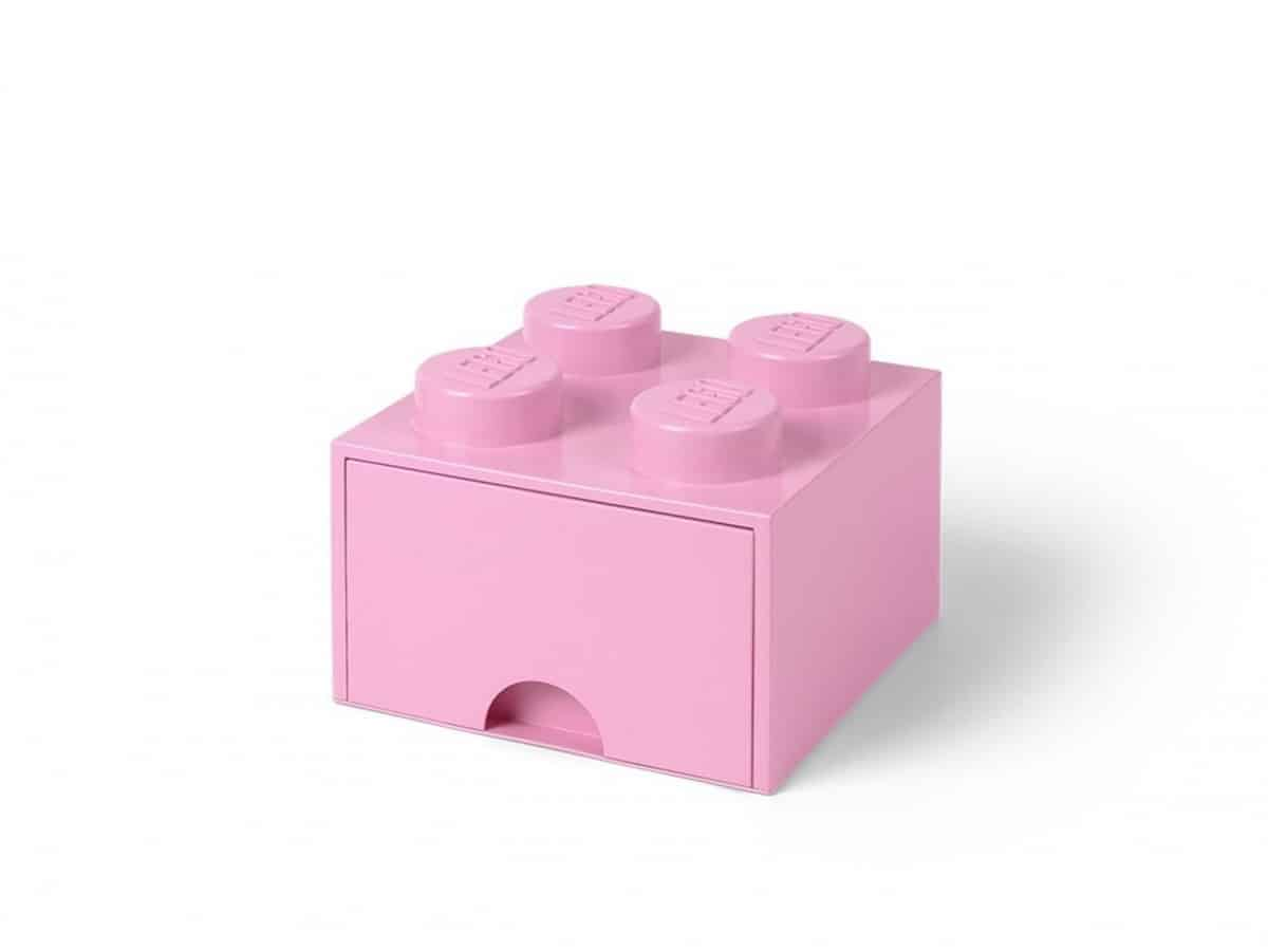 lego 5006173 4 stud light purple storage brick drawer scaled