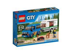 lego 60117 van caravan