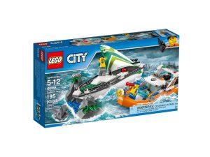 lego 60168 sailboat rescue