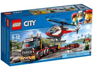 lego 60183 heavy cargo transport