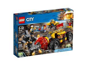 lego 60186 mining heavy driller