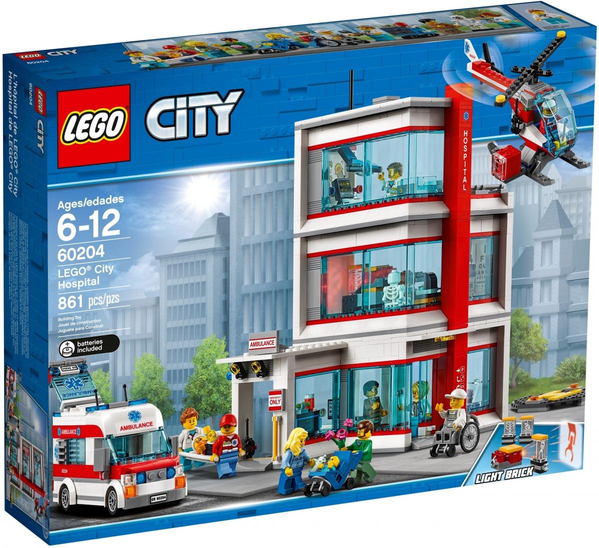 lego 60204 city hospital scaled