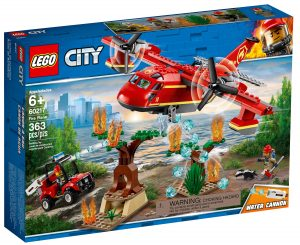 lego 60217 fire plane