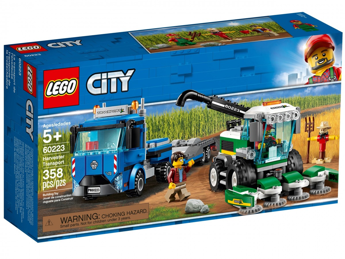 lego 60223 harvester transport scaled