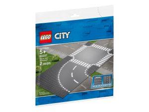 lego 60237 curve and crossroad