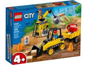 lego 60252 construction bulldozer