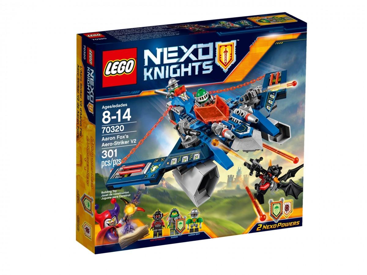 lego 70320 aaron foxs aero striker v2 scaled