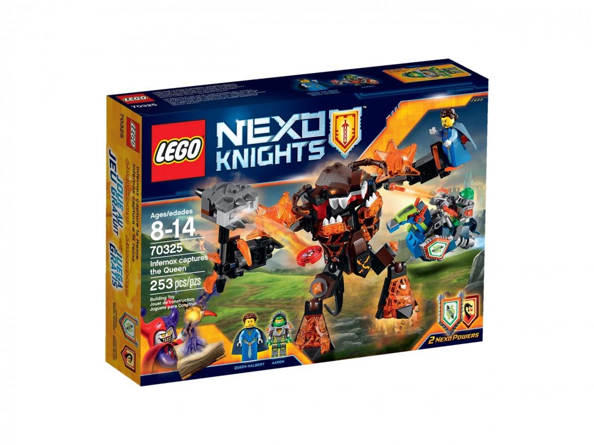 lego 70325 infernox captures the queen scaled