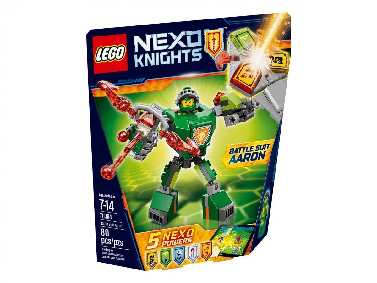 lego 70364 battle suit aaron scaled