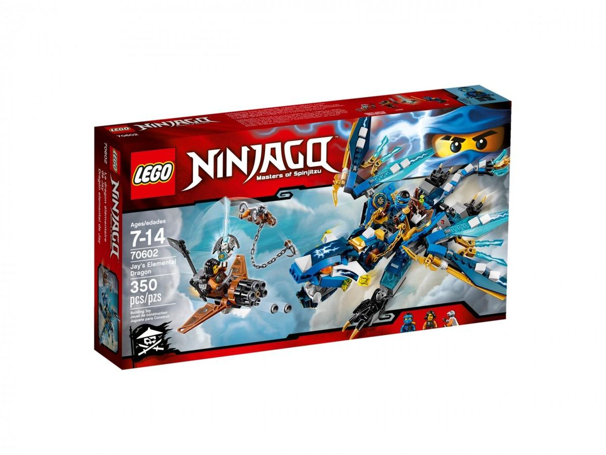 lego 70602 jays elemental dragon scaled