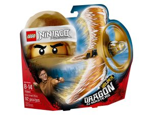 lego 70644 golden dragon master