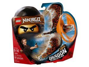 lego 70645 cole dragon master