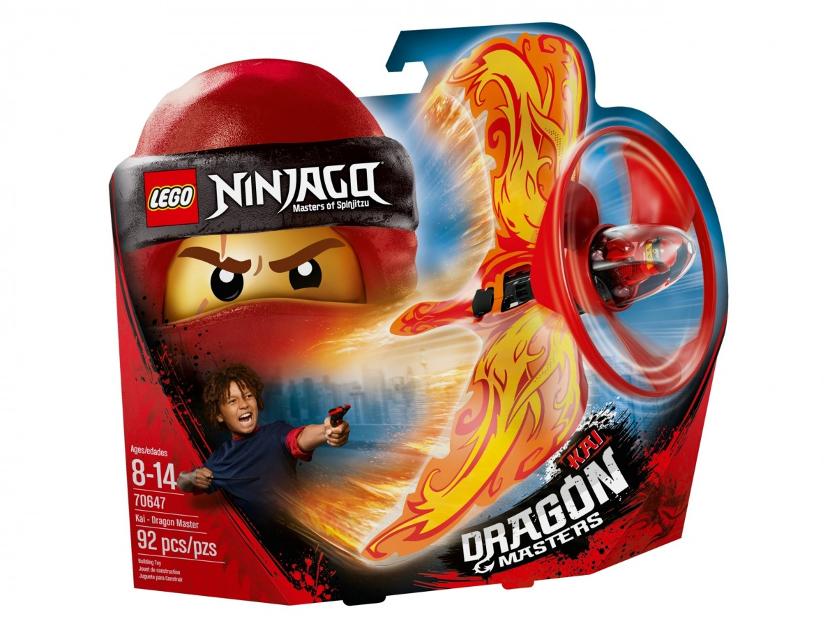 lego 70647 kai dragon master scaled
